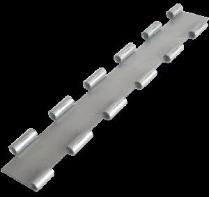 conveyor belt hinge plate