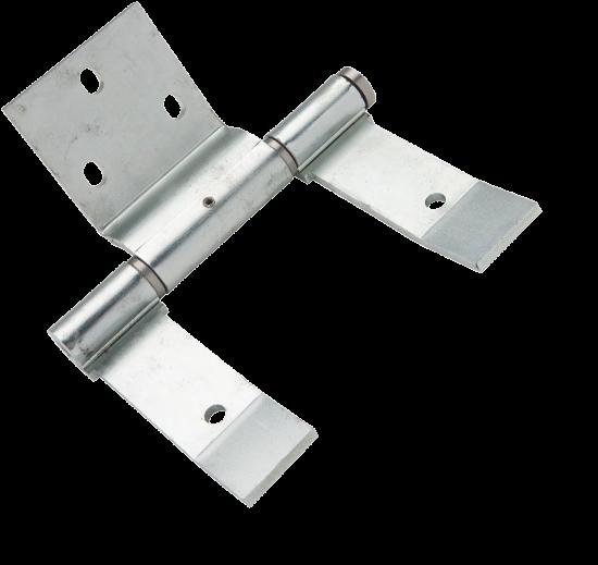 hinges for fire resistant doors