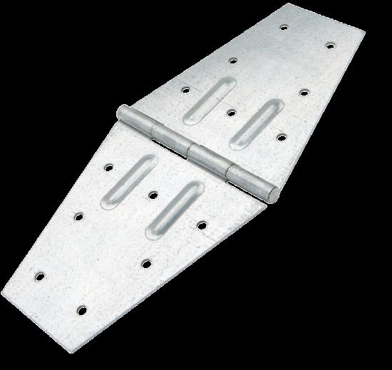 hinge roof element