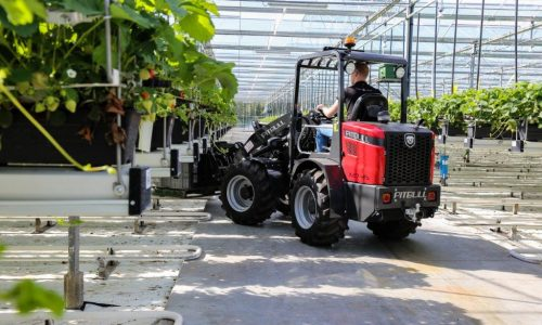 BOSCH hinges compact loader agriculture -1